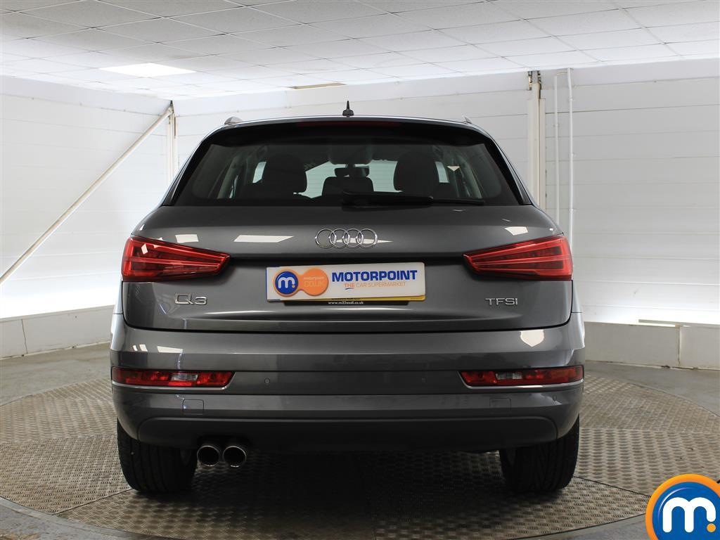 Audi Q3 Sport Automatic Petrol Estate - Stock Number (1011691) - Rear bumper