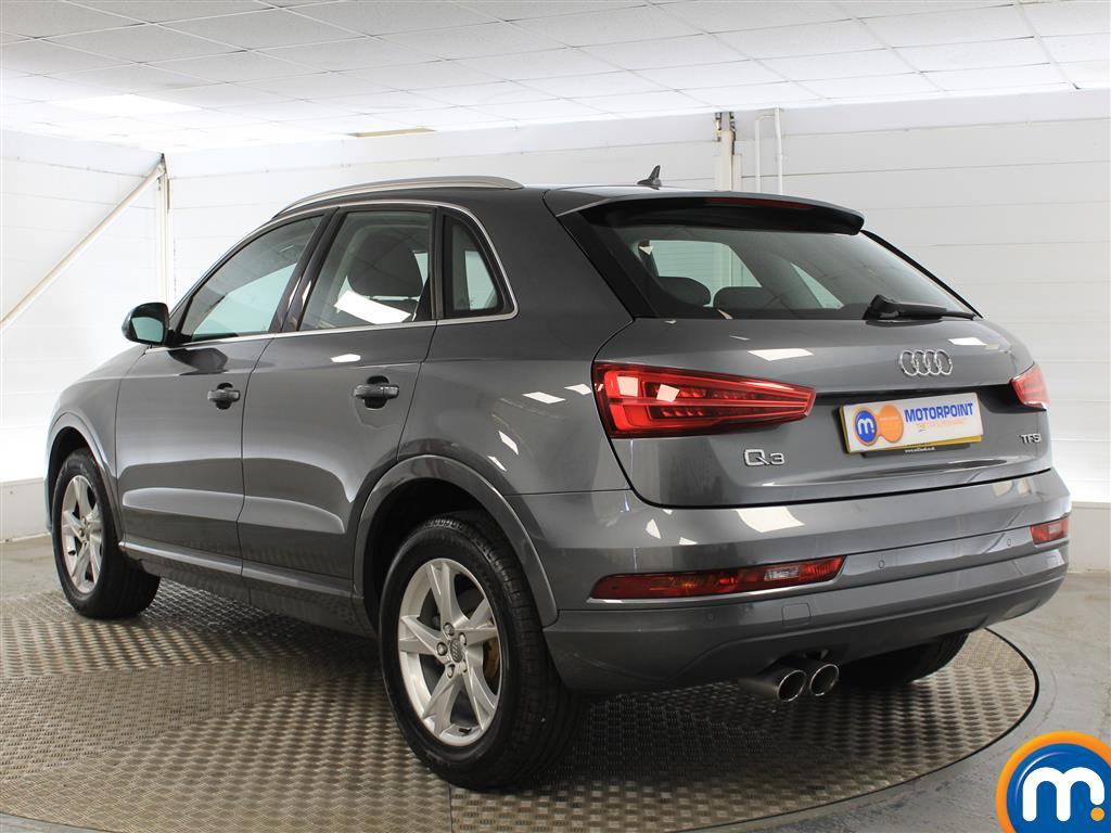 Audi Q3 Sport Automatic Petrol Estate - Stock Number (1011691) - Passenger side rear corner
