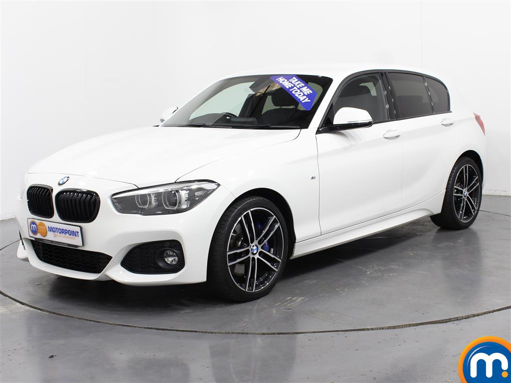 BMW 1 Series M Sport Shadow Edition - Stock Number (1003986) - Passenger side front corner