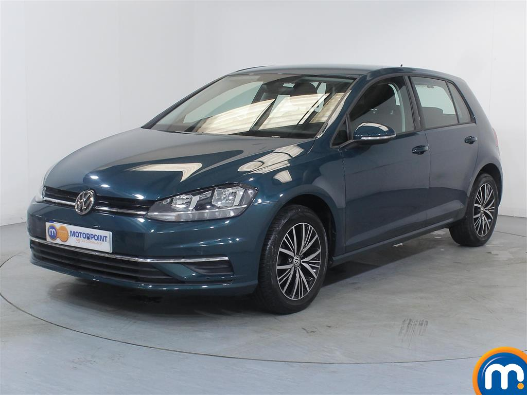 Volkswagen Golf SE - Stock Number (1000665) - Passenger side front corner