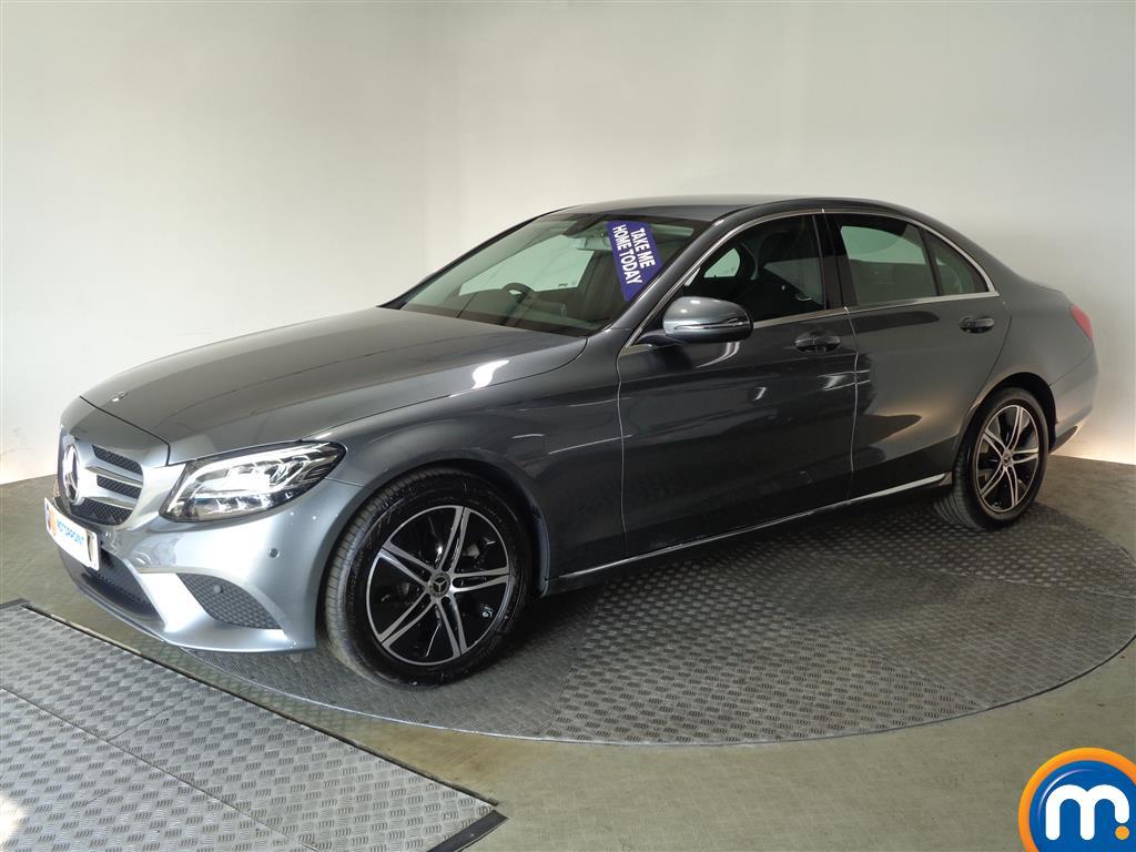Mercedes-Benz C Class Sport - Stock Number (1008783) - Passenger side front corner