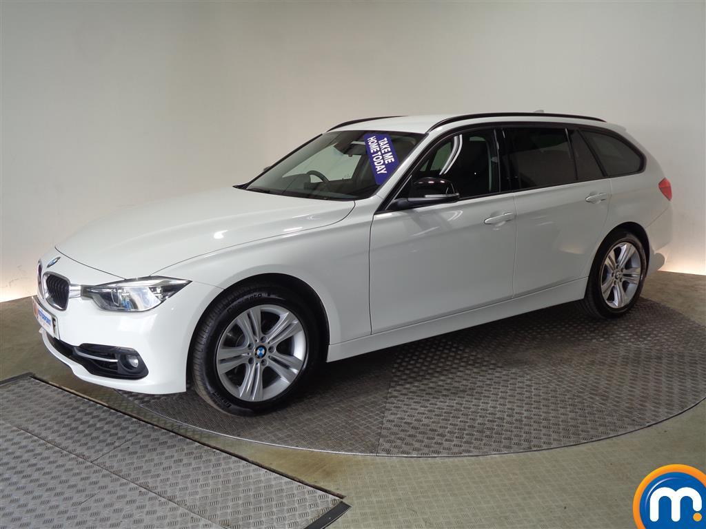 BMW 3 Series Sport - Stock Number (998665) - Passenger side front corner