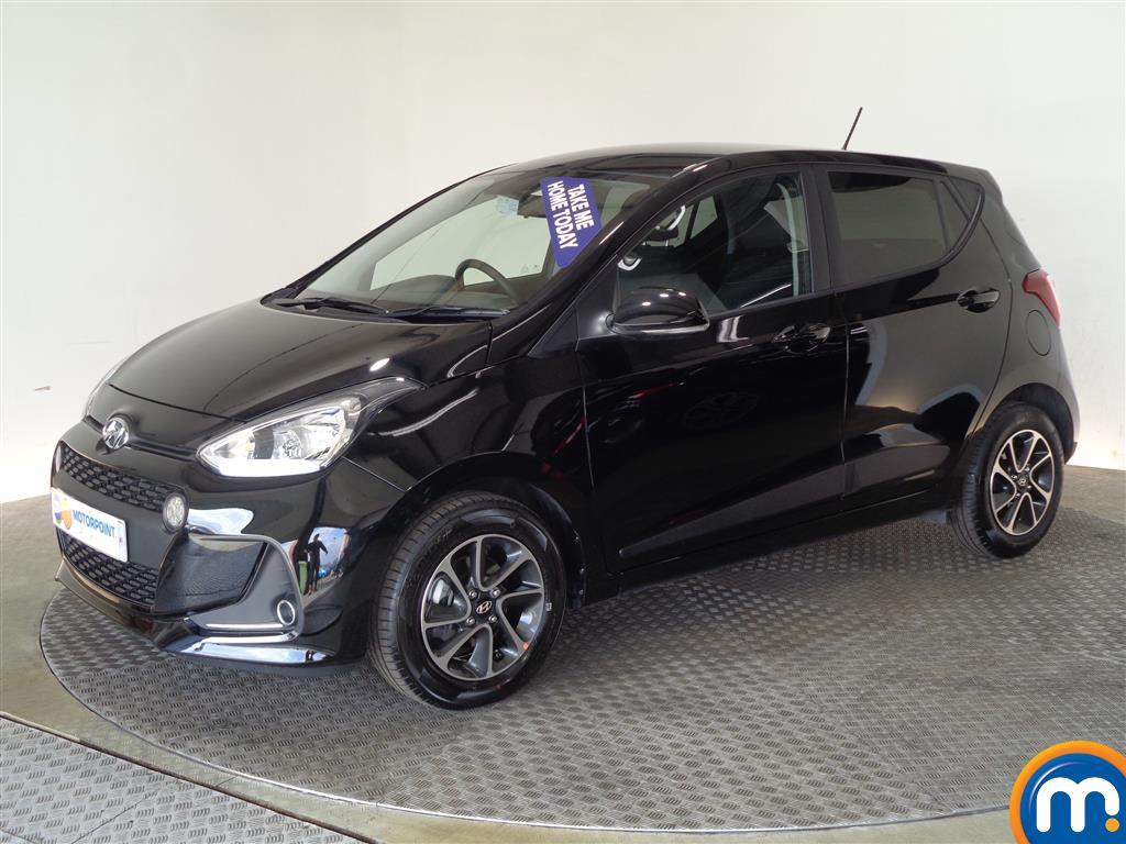 Hyundai I10 Premium - Stock Number (996685) - Passenger side front corner