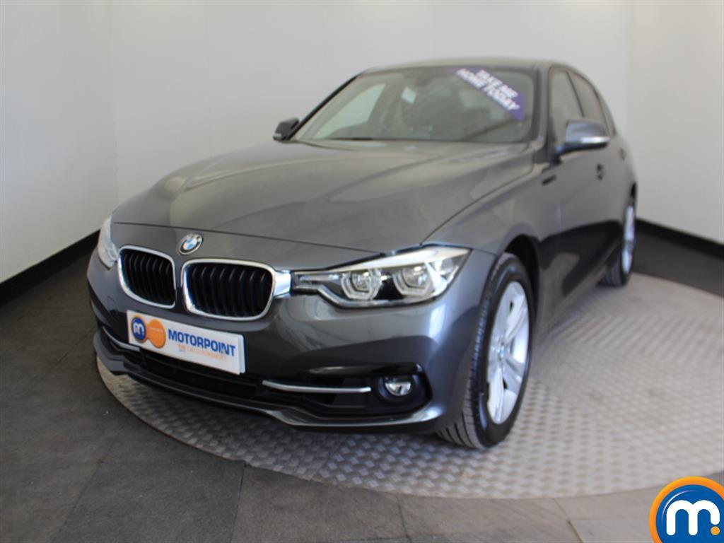 BMW 3 Series Sport - Stock Number (1010425) - Passenger side front corner