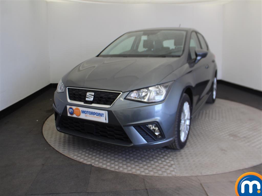 Seat Ibiza SE Technology - Stock Number (1007250) - Passenger side front corner