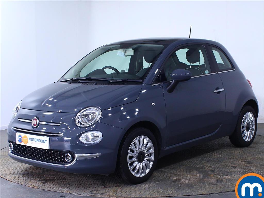 Fiat 500 Lounge - Stock Number (1010684) - Passenger side front corner