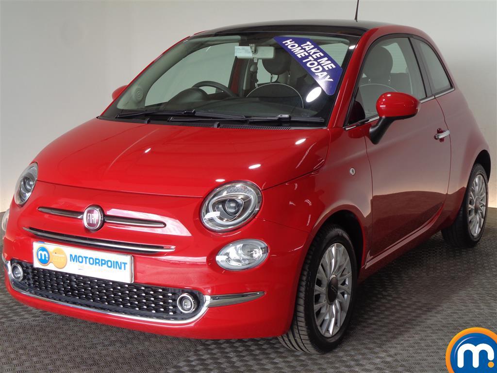 Fiat 500 Lounge - Stock Number (999151) - Passenger side front corner