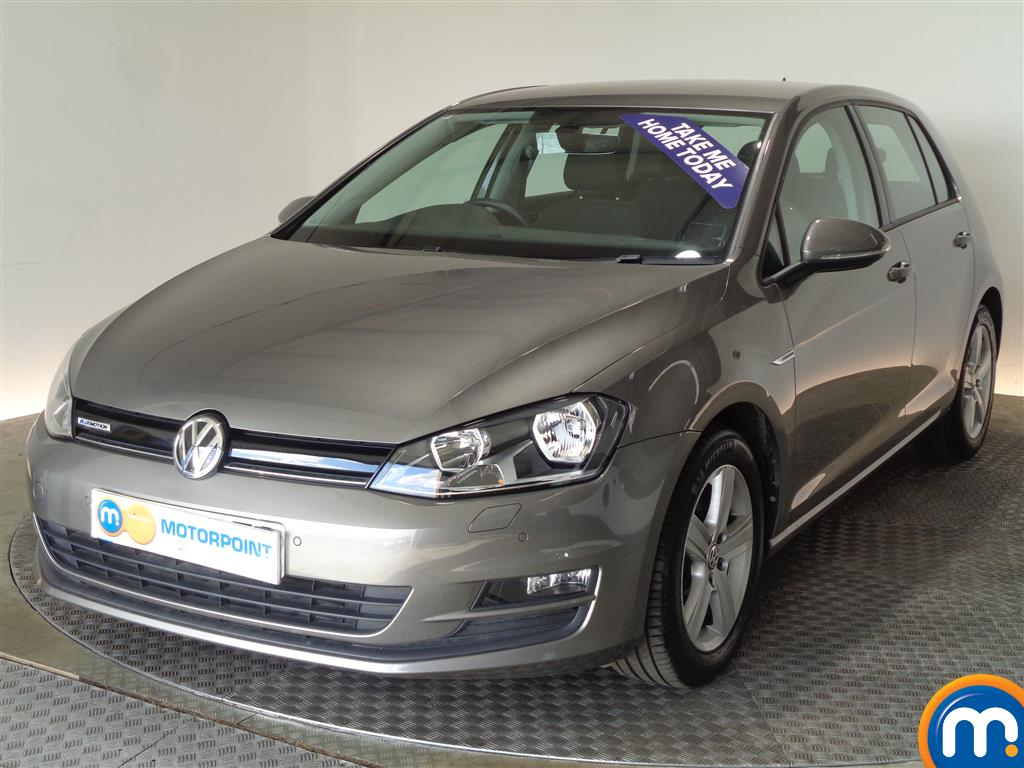 Volkswagen Golf Match Edition - Stock Number (996486) - Passenger side front corner