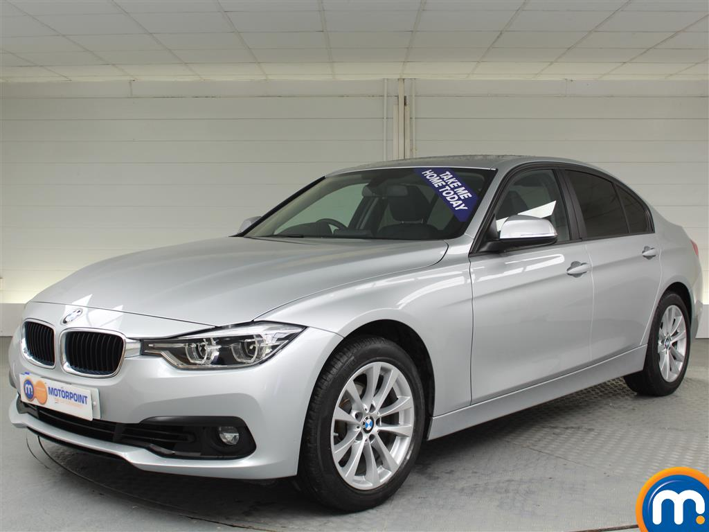 BMW 3 Series SE Automatic Petrol Saloon - Stock Number (1002850) - Passenger side front corner