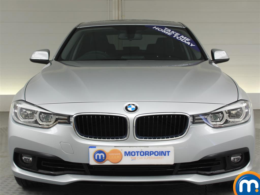 BMW 3 Series SE Automatic Petrol Saloon - Stock Number (1002850) - Front bumper