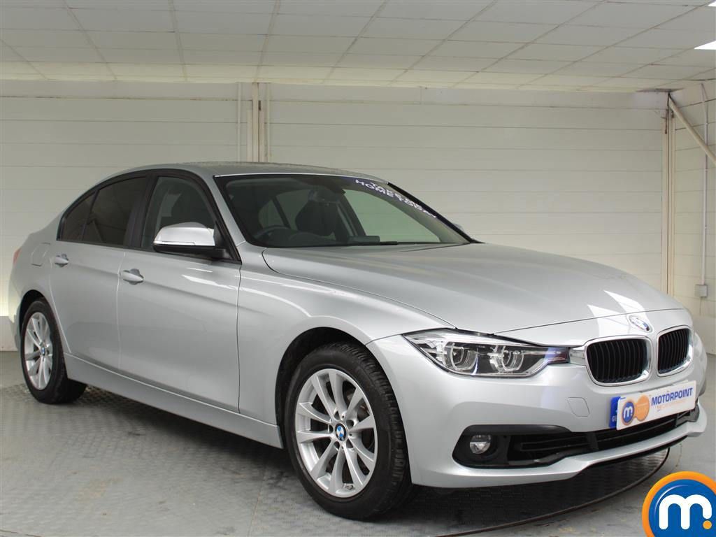 BMW 3 Series SE Automatic Petrol Saloon - Stock Number (1002850) - Drivers side front corner
