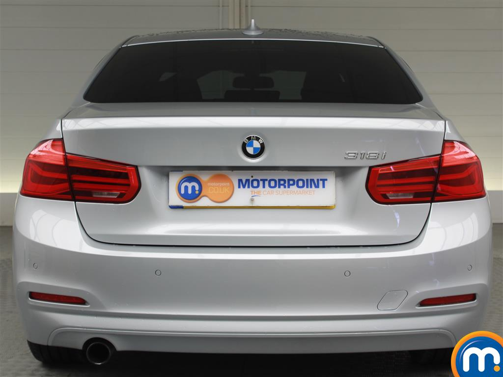 BMW 3 Series SE Automatic Petrol Saloon - Stock Number (1002850) - Rear bumper