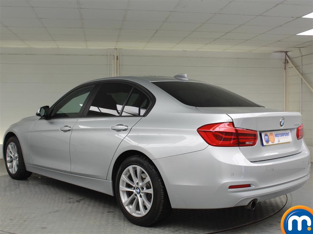 BMW 3 Series SE Automatic Petrol Saloon - Stock Number (1002850) - Passenger side rear corner