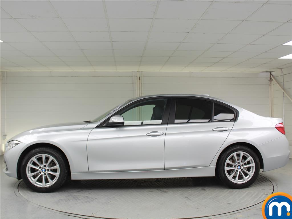 BMW 3 Series SE Automatic Petrol Saloon - Stock Number (1002850) - Passenger side