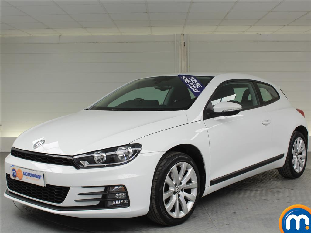 Volkswagen Scirocco 1.4 TSI BlueMotion Tech 3dr - Stock Number (1006343) - Passenger side front corner