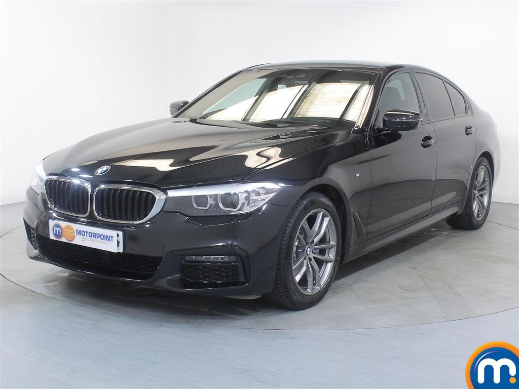 BMW 5 Series M Sport - Stock Number (1007468) - Passenger side front corner