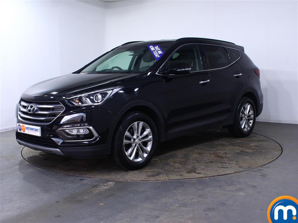 Hyundai Santa Fe Premium - Stock Number (1005354) - Passenger side front corner