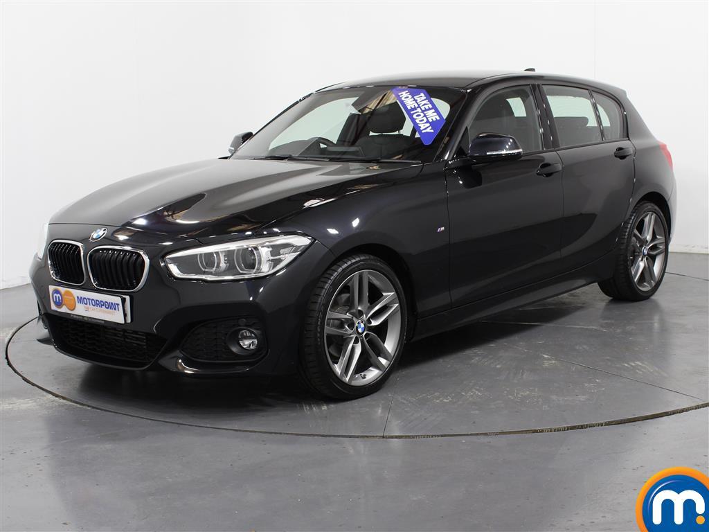 BMW 1 Series M Sport - Stock Number (1008508) - Passenger side front corner