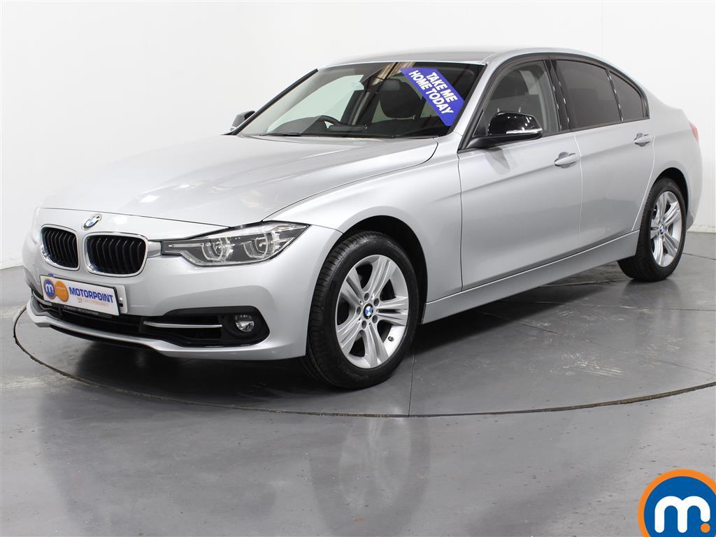 BMW 3 Series Sport - Stock Number (998833) - Passenger side front corner