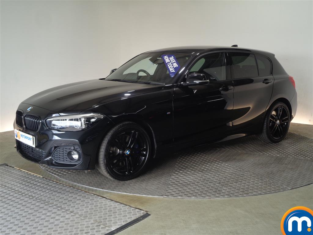 BMW 1 Series M Sport Shadow Edition - Stock Number (999100) - Passenger side front corner