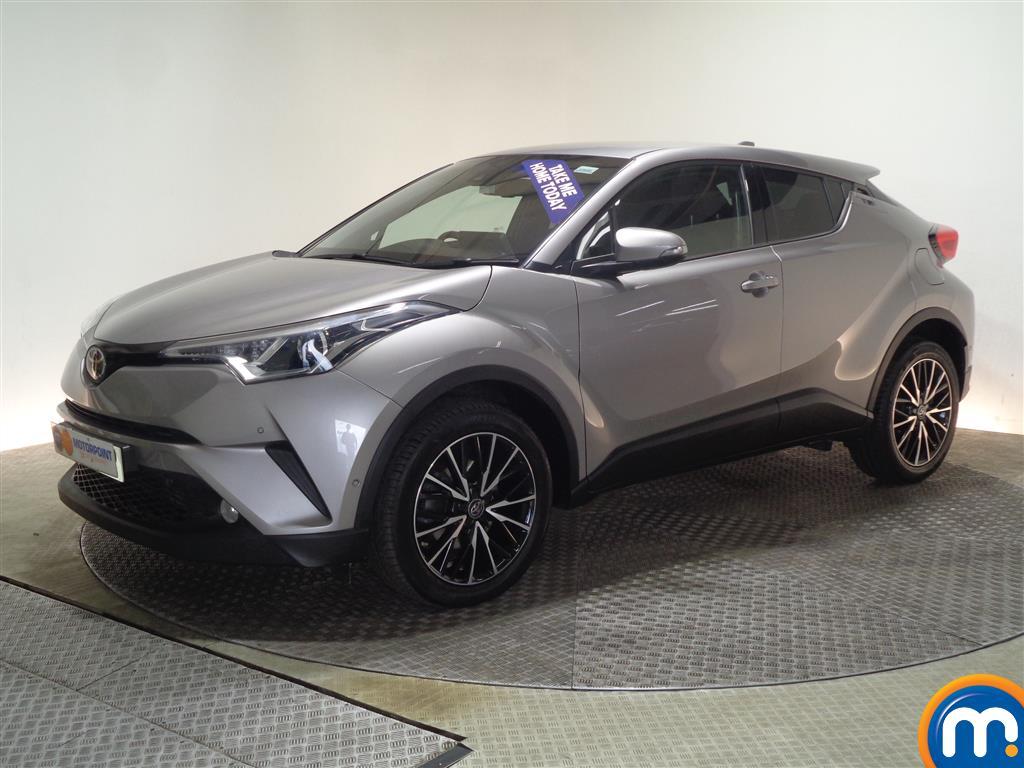 Toyota C-Hr Excel - Stock Number (1007574) - Passenger side front corner