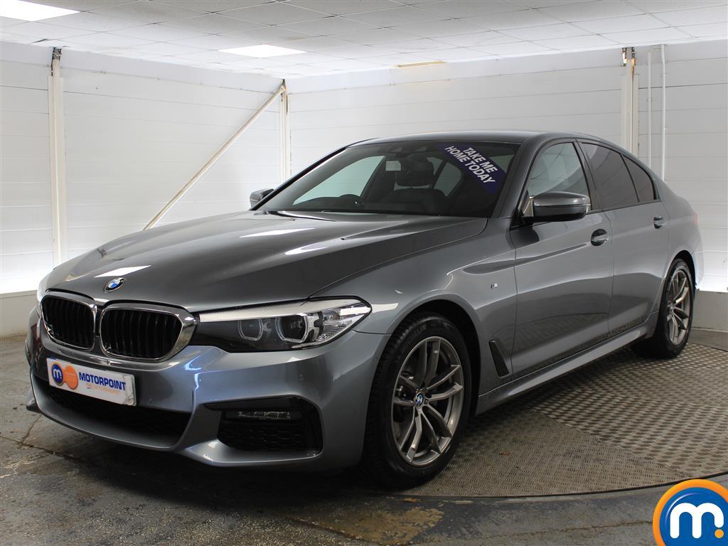 BMW 5 Series M Sport - Stock Number (1009079) - Passenger side front corner