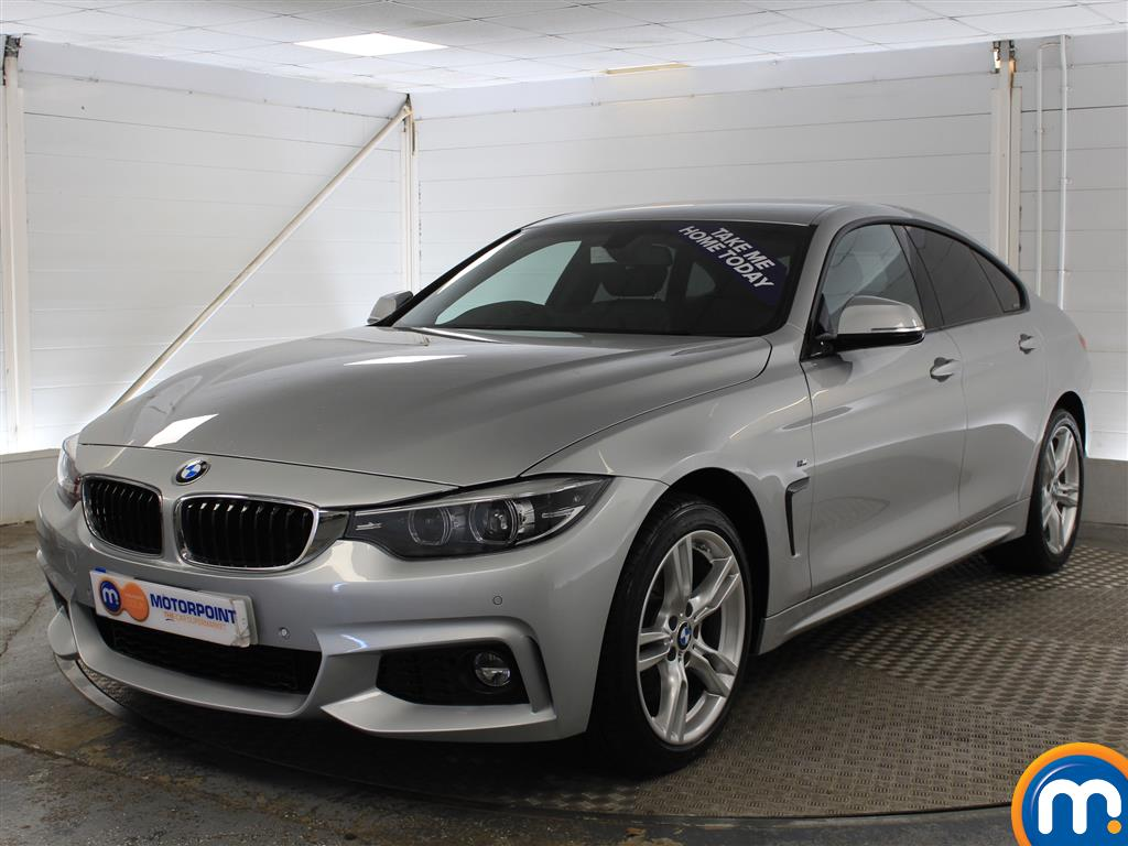 BMW 4 Series M Sport - Stock Number (1005540) - Passenger side front corner