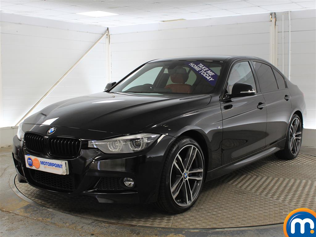 BMW 3 Series M Sport Shadow Edition - Stock Number (1006691) - Passenger side front corner