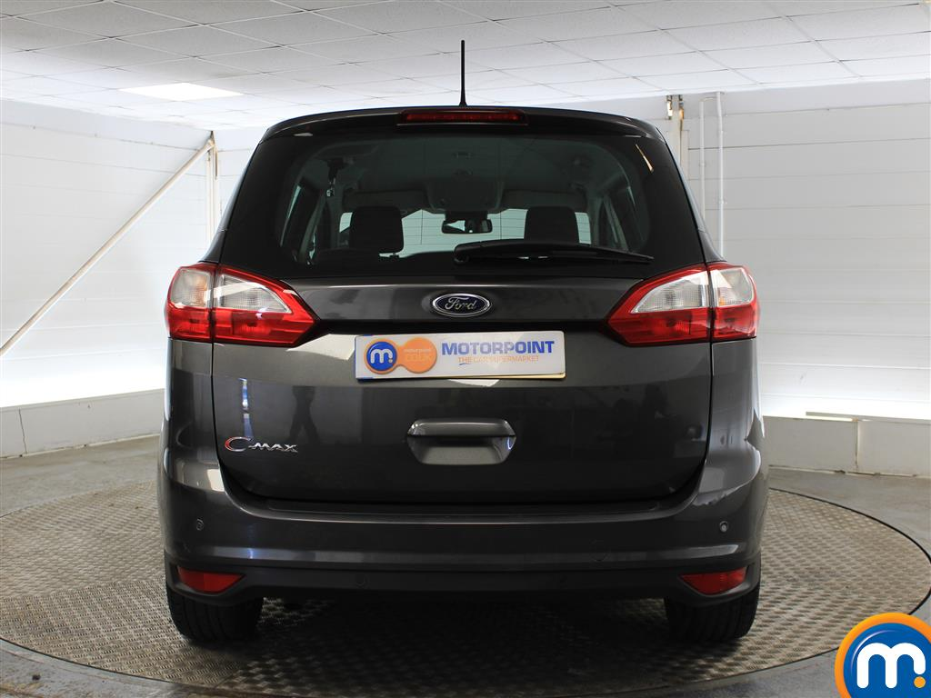 Ford Grand C-Max Titanium Manual Diesel People Carrier - Stock Number (1011875) - Rear bumper