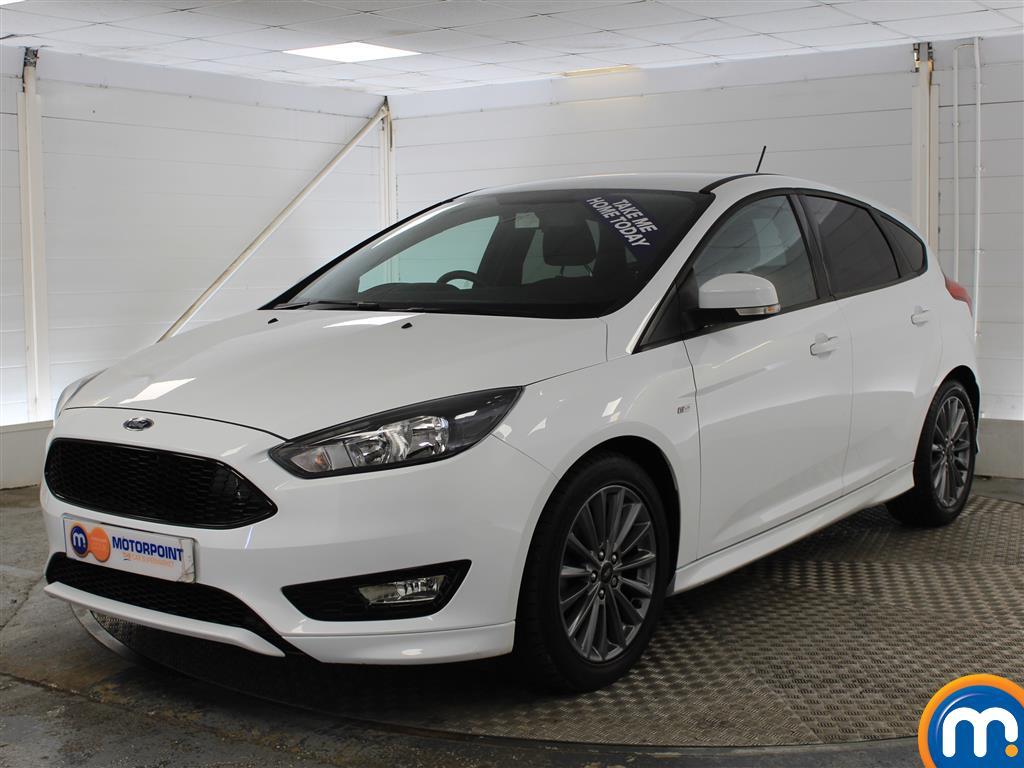 Ford Focus ST-Line - Stock Number (1008633) - Passenger side front corner