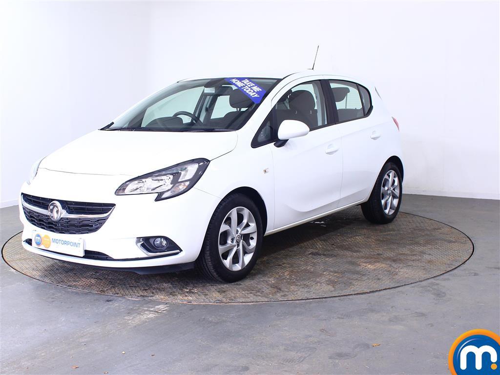 Vauxhall Corsa SRi - Stock Number (1010280) - Passenger side front corner