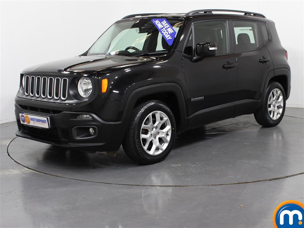 Jeep Renegade Longitude - Stock Number (1000858) - Passenger side front corner