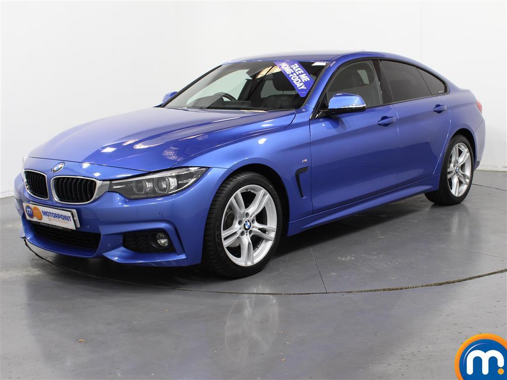 BMW 4 Series M Sport - Stock Number (1003586) - Passenger side front corner
