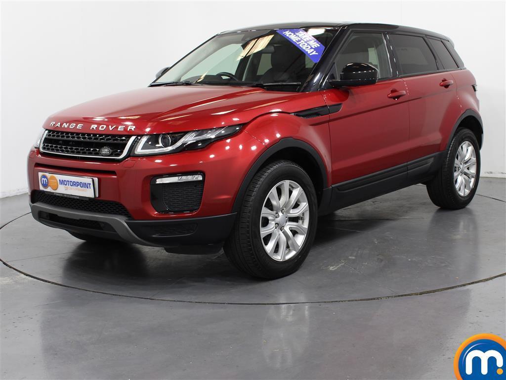 Land Rover Range Rover Evoque SE Tech - Stock Number (1008282) - Passenger side front corner