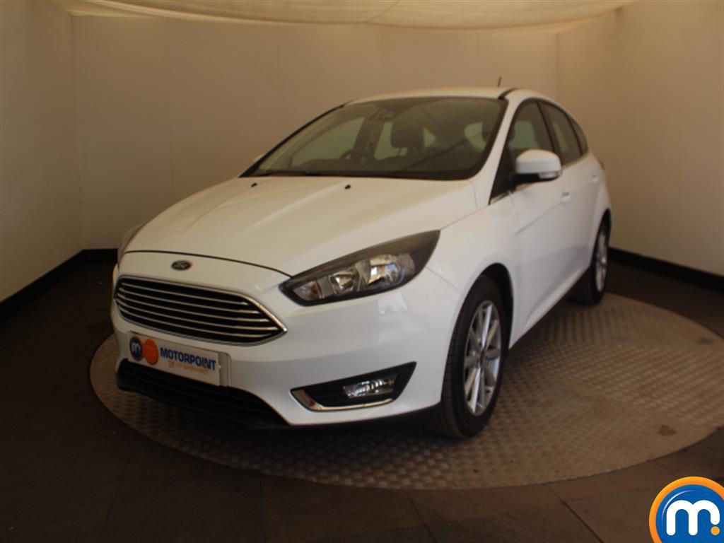 Ford Focus Titanium - Stock Number (1003722) - Passenger side front corner