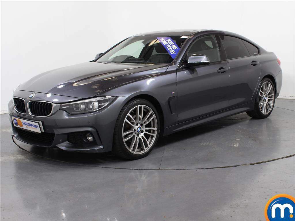 BMW 4 Series M Sport - Stock Number (1005993) - Passenger side front corner