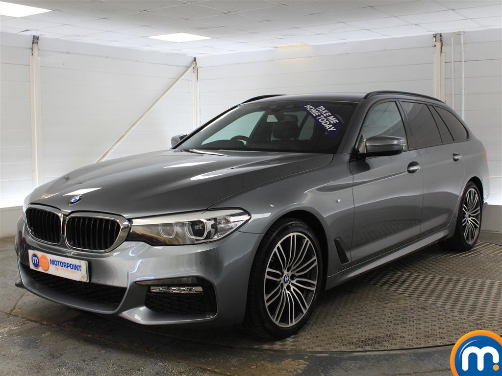 BMW 5 Series M Sport - Stock Number (1010331) - Passenger side front corner