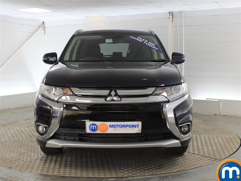 Mitsubishi Outlander 3 Automatic Diesel 4X4 - Stock Number (1005697) - Front bumper