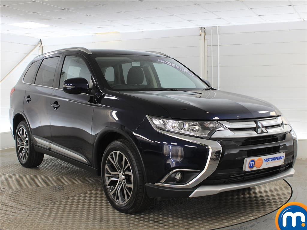 Mitsubishi Outlander 3 Automatic Diesel 4X4 - Stock Number (1005697) - Drivers side front corner