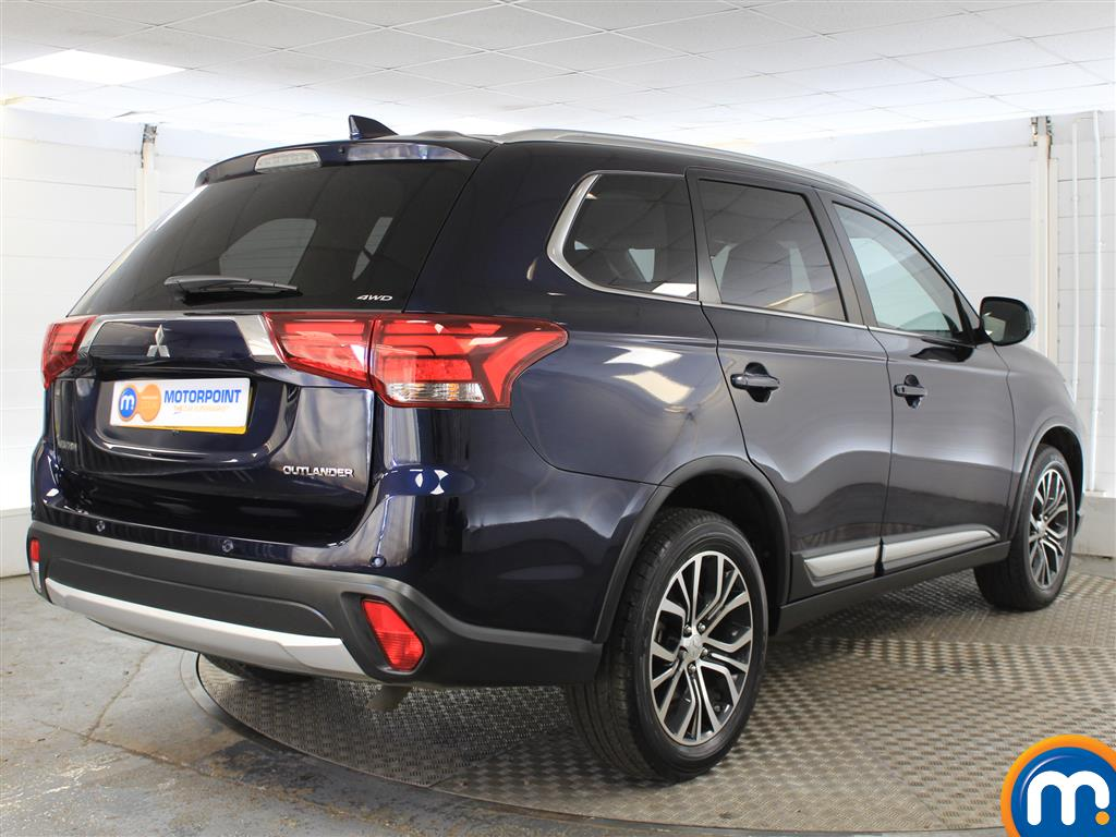 Mitsubishi Outlander 3 Automatic Diesel 4X4 - Stock Number (1005697) - Drivers side rear corner