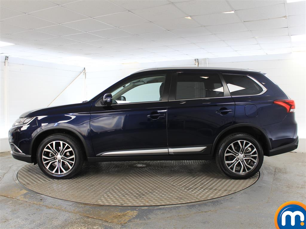 Mitsubishi Outlander 3 Automatic Diesel 4X4 - Stock Number (1005697) - Passenger side