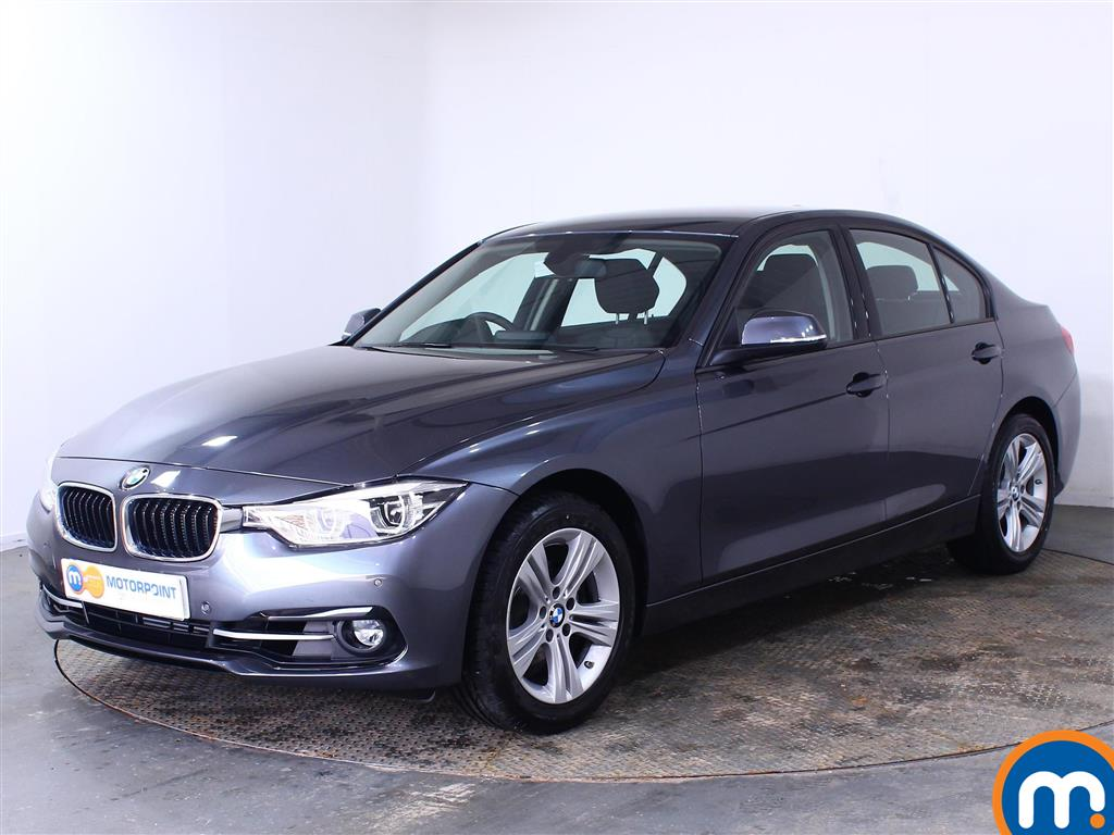 BMW 3 Series Sport - Stock Number (1010461) - Passenger side front corner