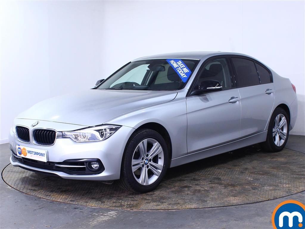 BMW 3 Series Sport - Stock Number (998921) - Passenger side front corner