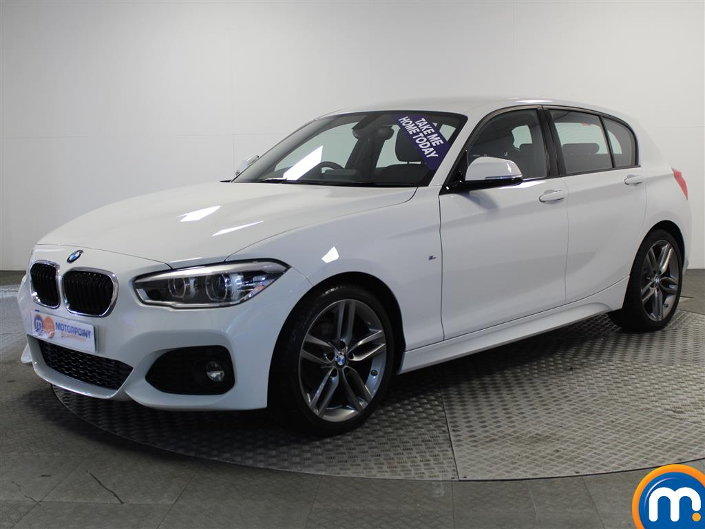 BMW 1 Series M Sport - Stock Number (1002513) - Passenger side front corner