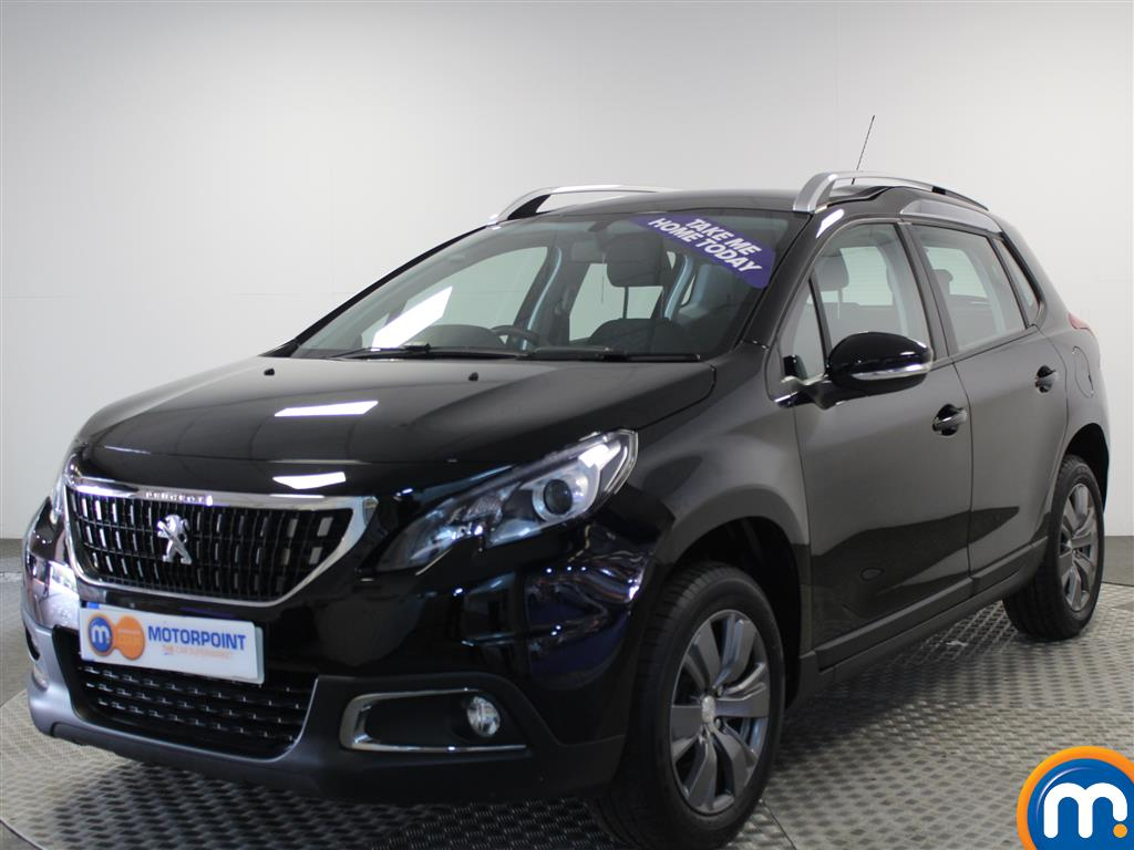 Peugeot 2008 Active - Stock Number (1005463) - Passenger side front corner