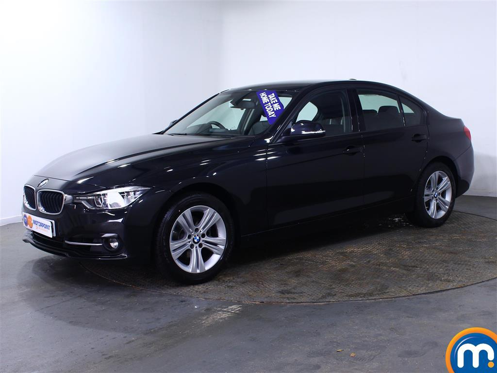 BMW 3 Series Sport - Stock Number (1010445) - Passenger side front corner