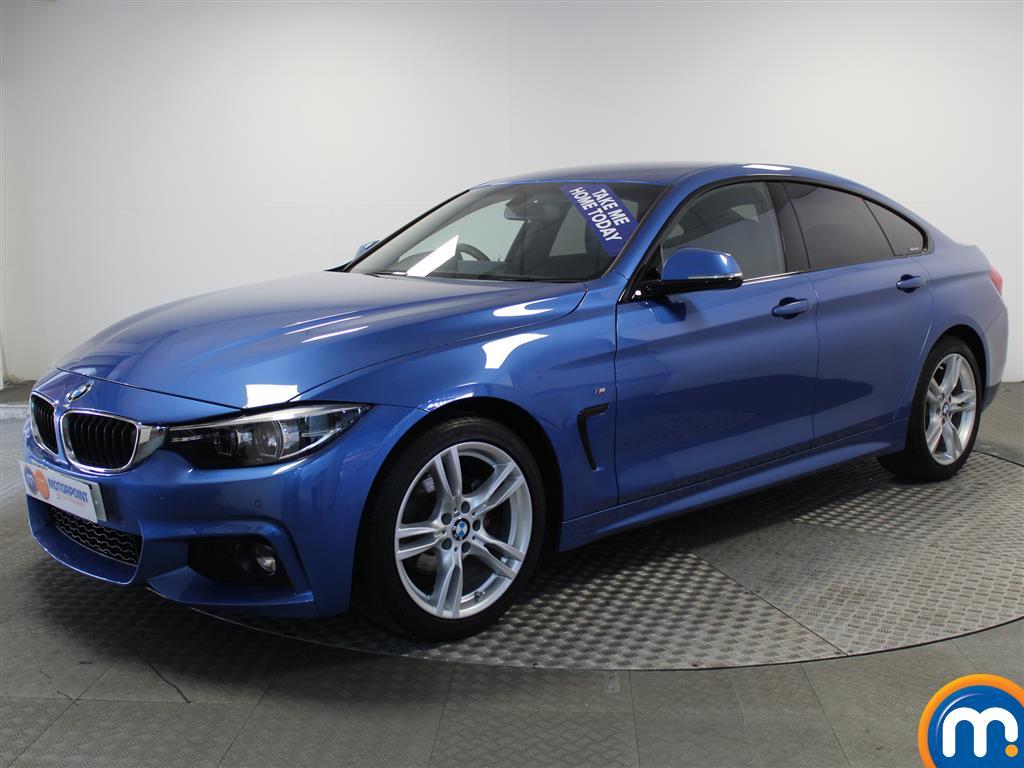 BMW 4 Series M Sport - Stock Number (1003555) - Passenger side front corner