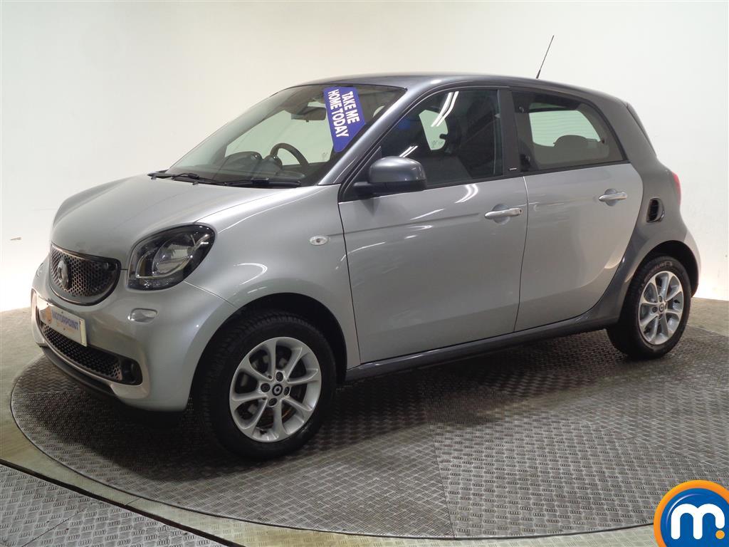 Smart Forfour Hatchback Passion - Stock Number (995878) - Passenger side front corner