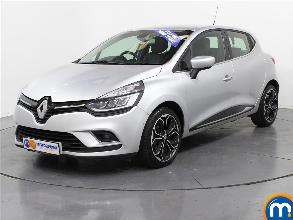 Renault Clio Signature Nav - Stock Number (1005117) - Passenger side front corner