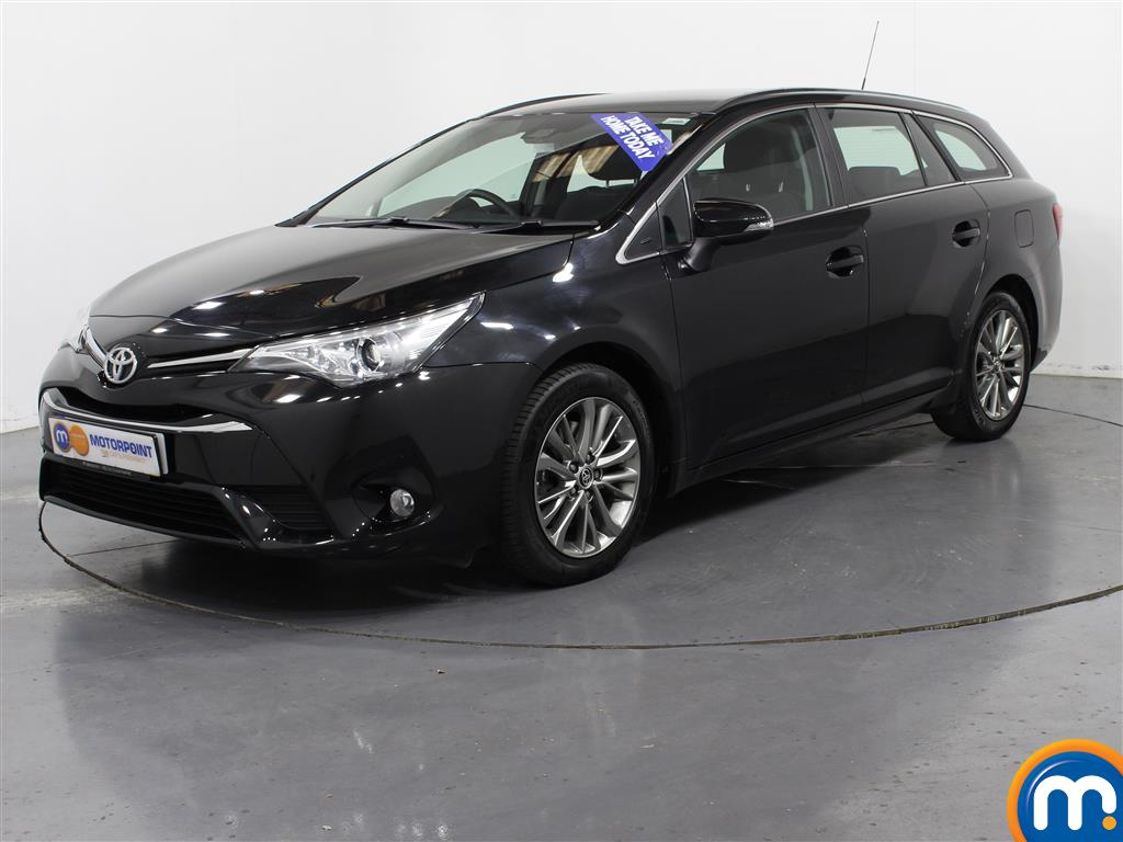 Toyota Avensis Business Edition - Stock Number (1006887) - Passenger side front corner